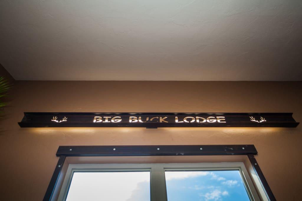You'll Love Big Buck Lodge!