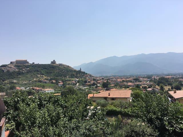 ESTERNO CASA VISTA TORRE