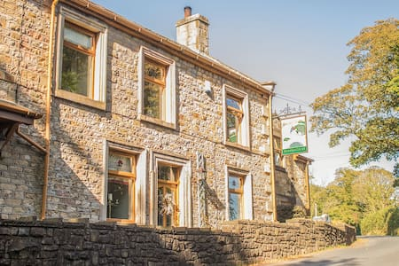 Riverside house in the heart of The Ribble Valley