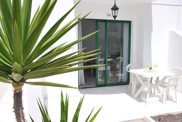 Newly renovated apartment near dunas de Corralejo.