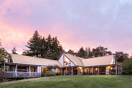 Beech Tree Lodge - Ohakune - Maison