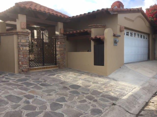 Dream House of Baja.