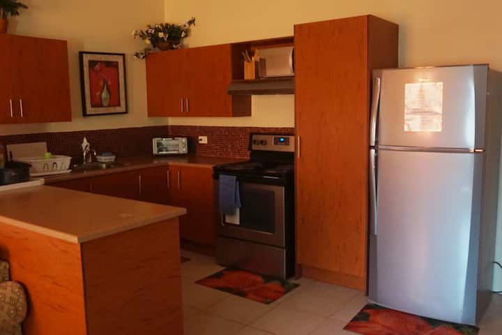 St Cyr Place, Tobago- One Bedroom Apt. 1