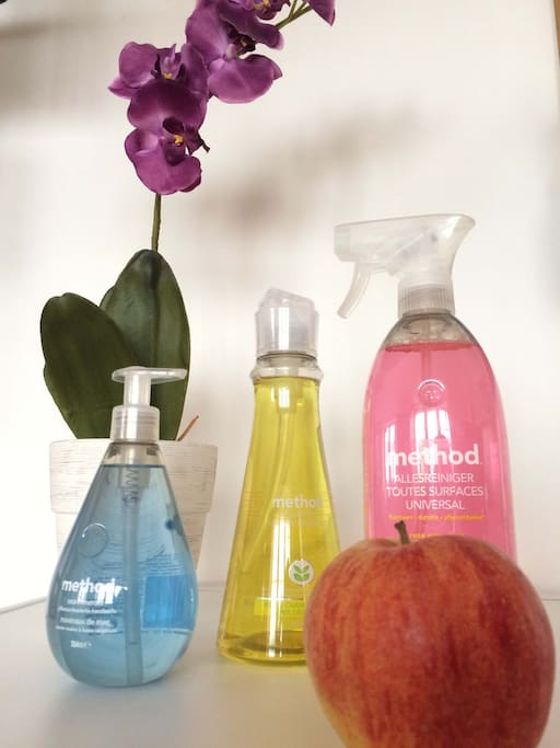 Eco clean-product