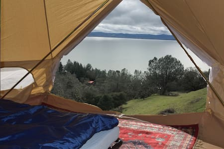 Luxury camping off-the-grid (VIEWS) - Lucerne - Jurtta