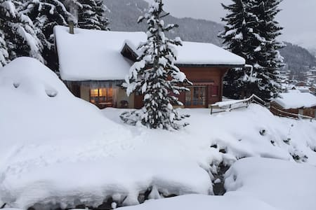 Lovely Studio with loft bed Verbier - Appartamento