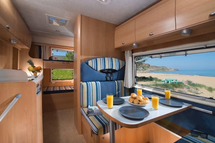 Escape with a Campervan!