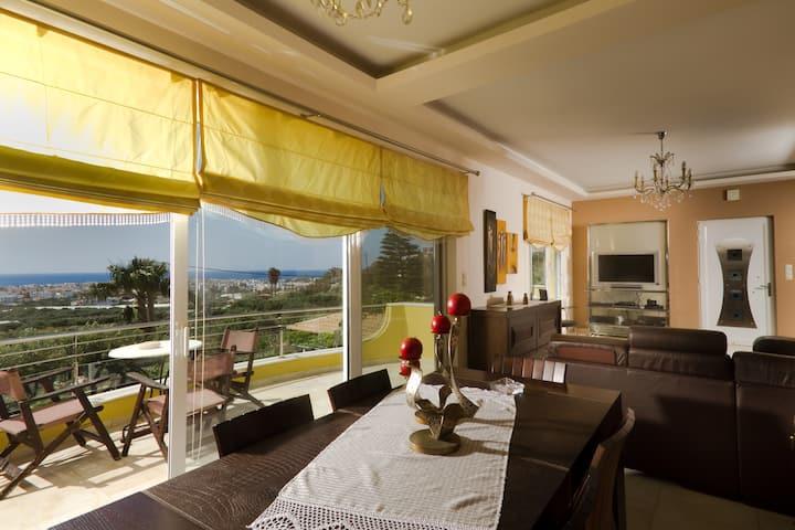 Smaragda's Sunny Home Ierapetra