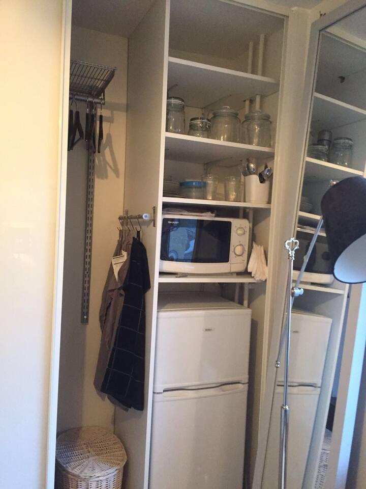 Modern & Cozy room Gothenburg.  free wi-fi A3