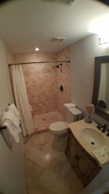 Bathroom Suite#A
