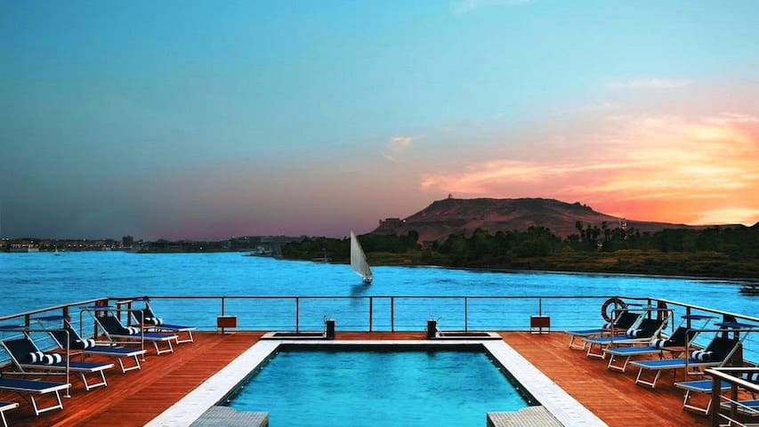 Luxor Nile cruise with the best prices