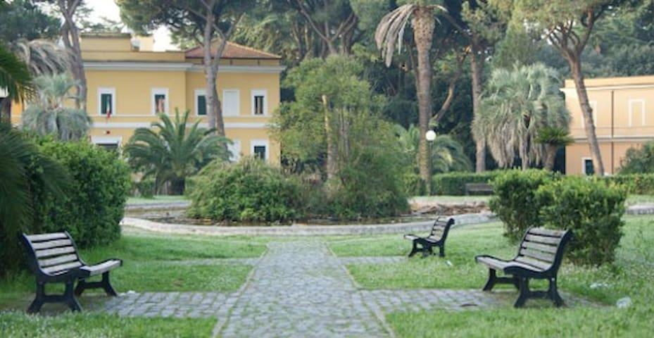 B&B Bea Roma - vicino al parco - camere con bagno - Rome - Bed & Breakfast