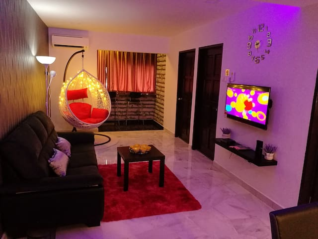 Home29 (5Mins From Jonker Street , Stadhuys) - Melaka - Wohnung