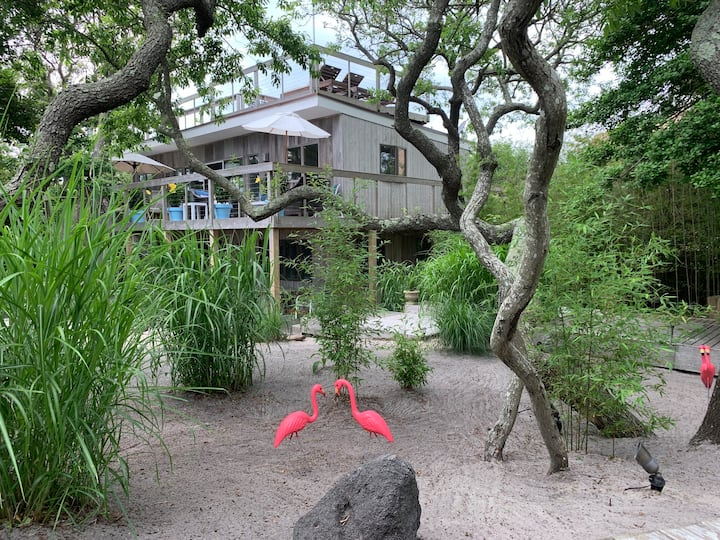 Escape to this BEACH HOME on FIRE ISLAND PINES