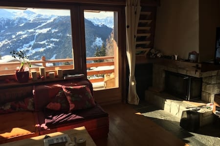 Verbier, cosy flat, 4 people - Bagnes - Apartment