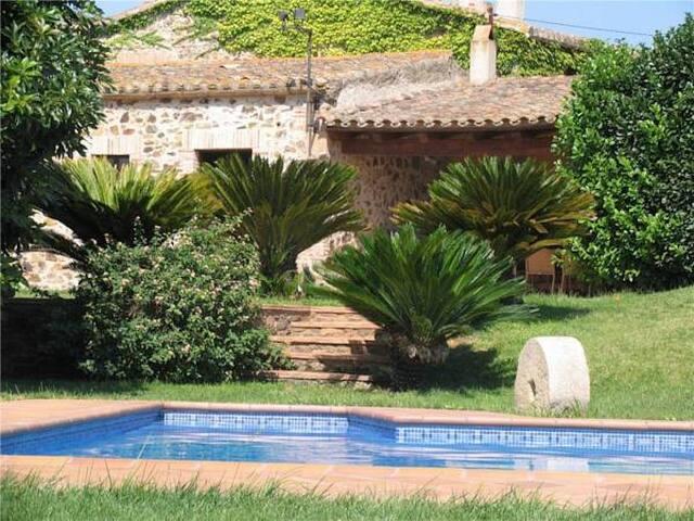 Masía en la Costa Brava - Vall-llobrega - Talo