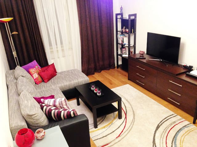 Homey and affordable apartment - Прага - Квартира