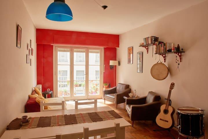 Private double room in San Telmo