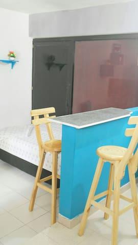 Habitación Privada-Centro (Entrada independiente) - Cartagena - Lejlighed