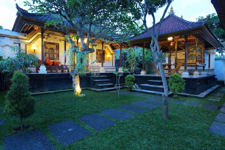The modern balinese style