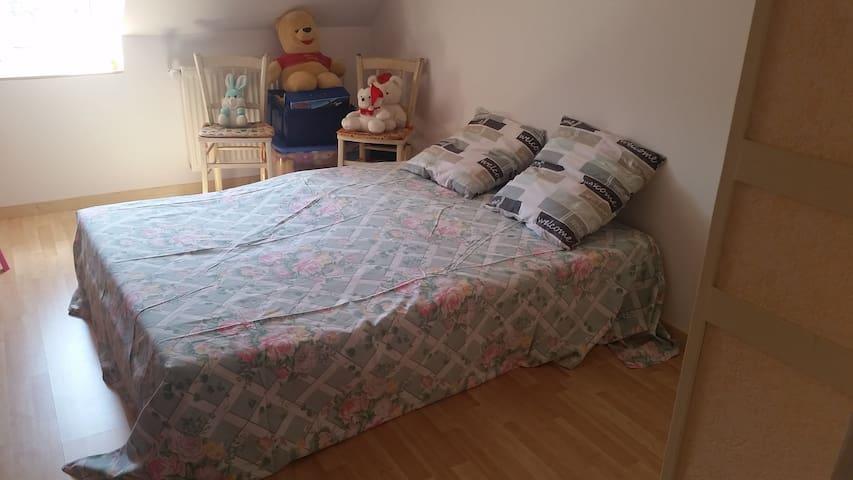 Chambre chez l'habitant ( 4)