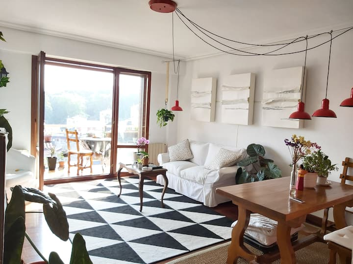Columba´s Homestay, 4minutes from the sea