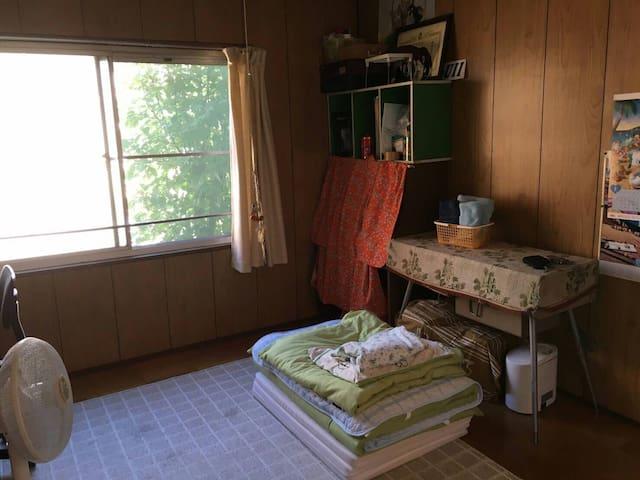 Traditional Japanese house Private Single room - Shōwa-ku, Nagoya-shi - Dom