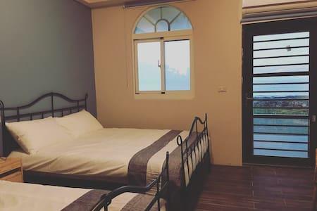 蘭嶼IGANG文旅看見時光風景的房子