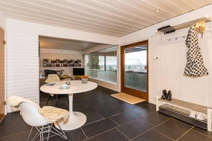 Small apartment, close to Sandvika and  Oslo