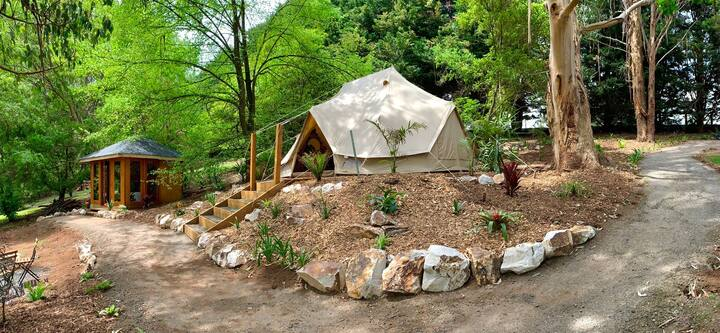 Ultimate Glamping @ Mirador Springs