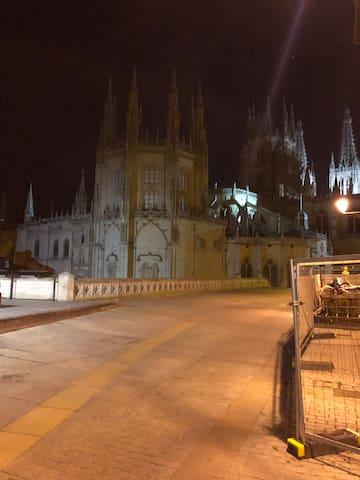 Los picos de la catedral