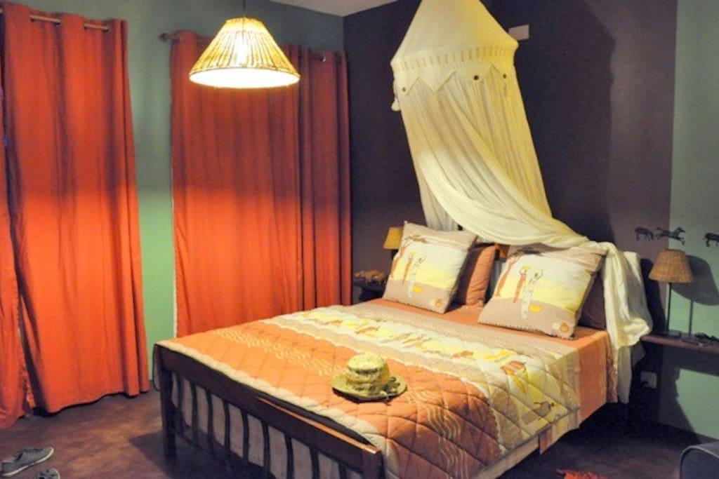 chambre Aminata