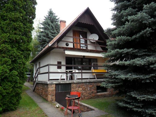 Kalász House at Lake Velence - Sukoró - House