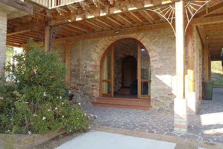Italian villa in rural ambiance - Teramo - วิลล่า