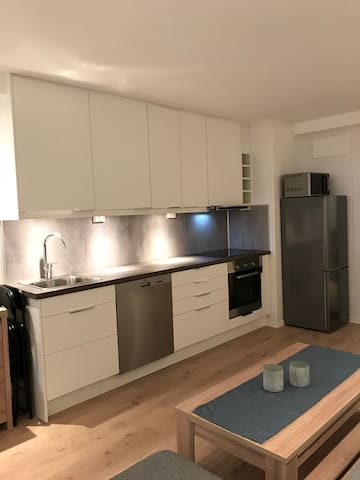Studio apartment, nearby Svolværgeita, Lofoten