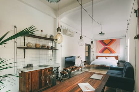 French Colonial Apartment In The Center of Saigon - Ho Chi Minh City