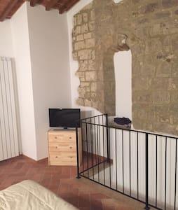 Romantico nido d'amore in Toscana - Quercegrossa