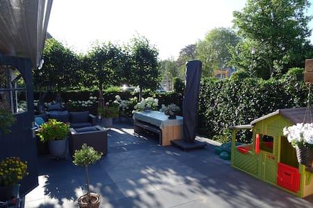 Cosy house with sunny garden in Breukelen