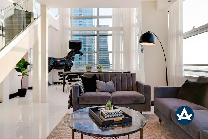 Sextant | Conrad Brickell Penthouse | 3 Bedroom | 10 mins to South Beach