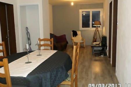 Appartement 4 pièces+balcon - 73 m² - Bourg-en-Bresse - อพาร์ทเมนท์