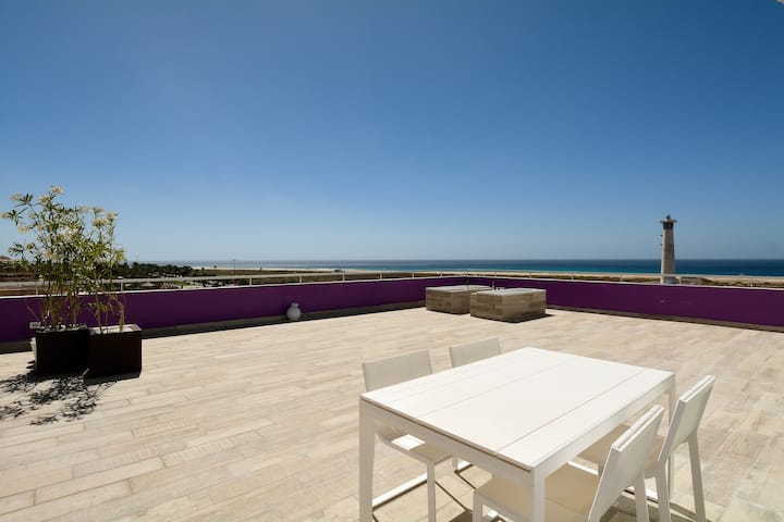 Luxury Morro Jable Close to the Beach Huge Terrace