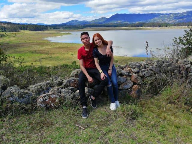 El mejor mirador al embalse Tomine y mas de 15 hectáreas de Reserva para que te las disfrutes y explorares con toda!!