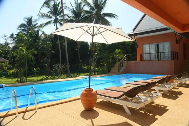 Baan Breda Pool Villa, Krabi - Tambon Ao Nang - 別荘