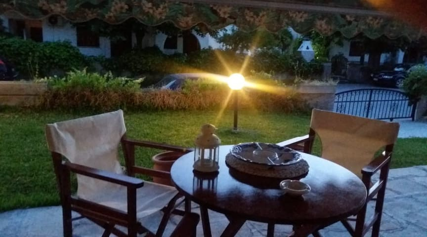 Sofia's summerhouse in Siviri