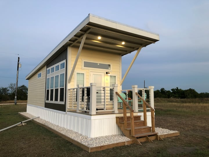 Runway Frontage Tiny Home