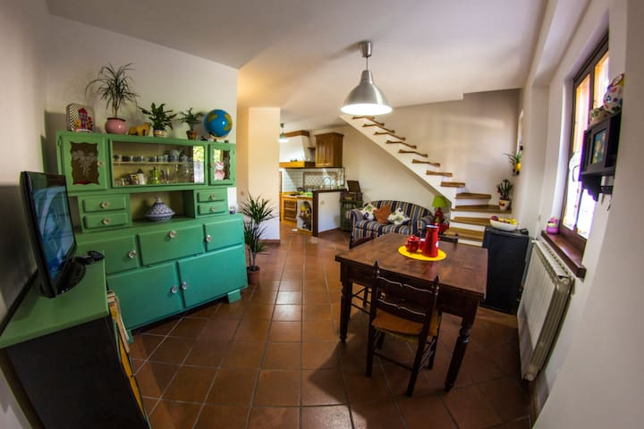 Cute Apartment Close to Rome City Centre - Palestrina - วิลล่า