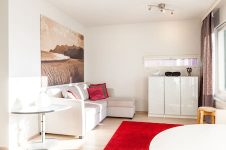 1 bedroom with Sauna next to Sello