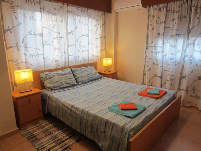 Room near town centre (King bed)