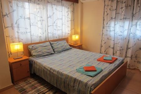 Room near Hilton (King bed) - Apartment