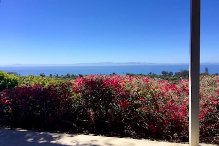 Breathtaking views in the heart of Santa Barbara - Santa Barbara